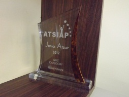 Weir students take out first place at recent ATSIAP student challenge.