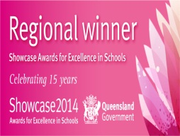 Weir State School 2014 Showcase Winners
